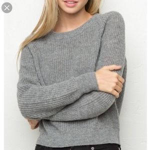 Brandy Melville Sabrina Sweater